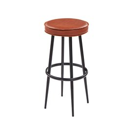Custom logo bar stools 1