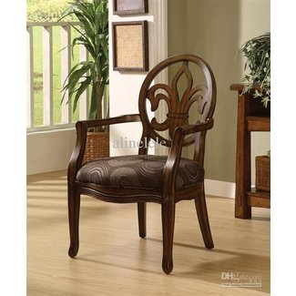 Arm Chair Wood Arms Ideas On Foter