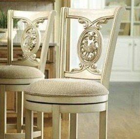 Frontgate bar stools