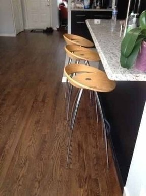 Herman miller bar stools 3