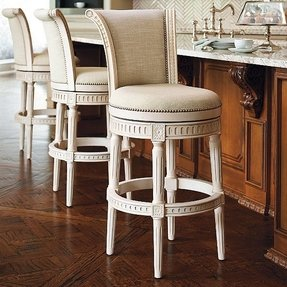 Frontgate Swivel Bar Stools Ideas On Foter