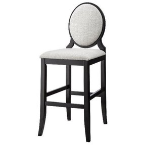 Oval bar stools 4