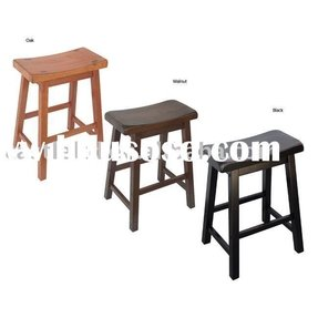 Saddle seat 24 inch counter stools set of 2 1