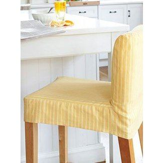 Slipcovers for bar stools 1