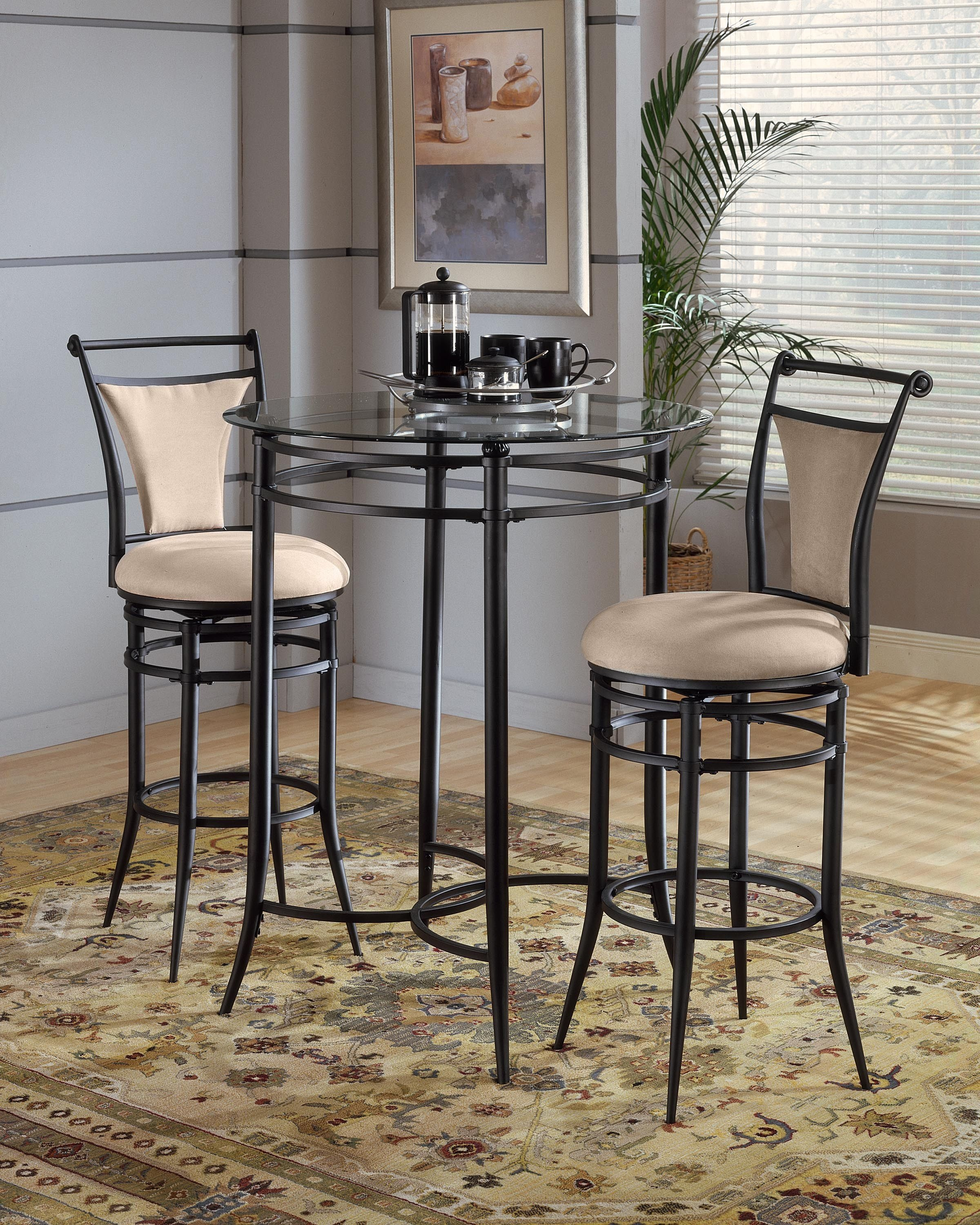 Charmant Tall Bistro Table And Chairs
