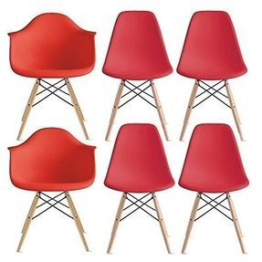 Eames Molded Plastic Arm Chair Foter