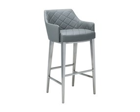 A bar stool that offers an extra high level of