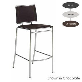 Leather Top Grain Bar Stools Foter