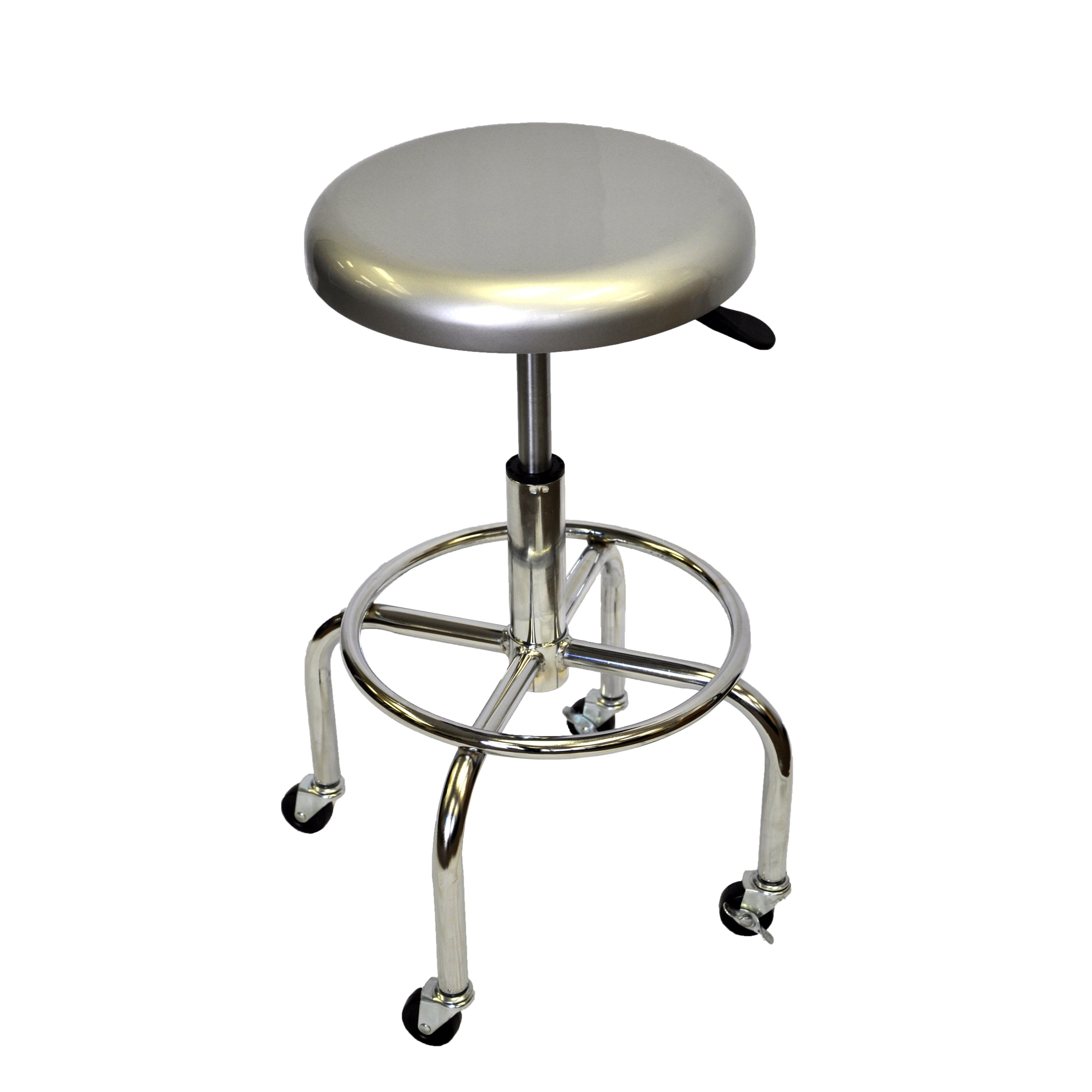 Beautiful Bar Stool With Wheels