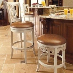 Carved bar stools 3