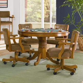 Dining Room Chairs With Casters Ideas On Foter