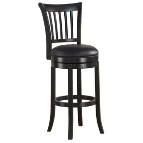 Extra tall leather bar stools 1