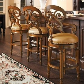 Frontgate bar stools 3