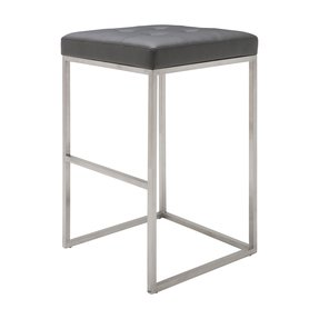 Excellent Metal Square Bar Stools Ideas On Foter Machost Co Dining Chair Design Ideas Machostcouk