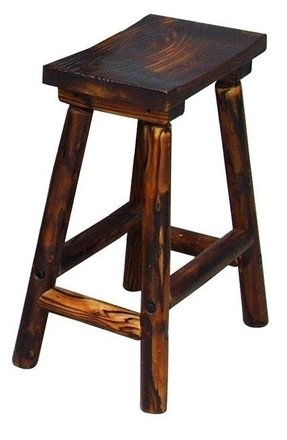 Outdoor saddle bar stools 3
