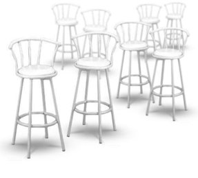Fabulous Padded Soda Fountain Stool Ideas On Foter Alphanode Cool Chair Designs And Ideas Alphanodeonline
