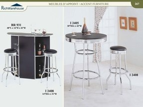 Soda Fountain Style Bar Table - Foter