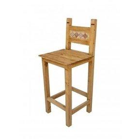Fabulous Rustic Pine Bar Stools Ideas On Foter Evergreenethics Interior Chair Design Evergreenethicsorg