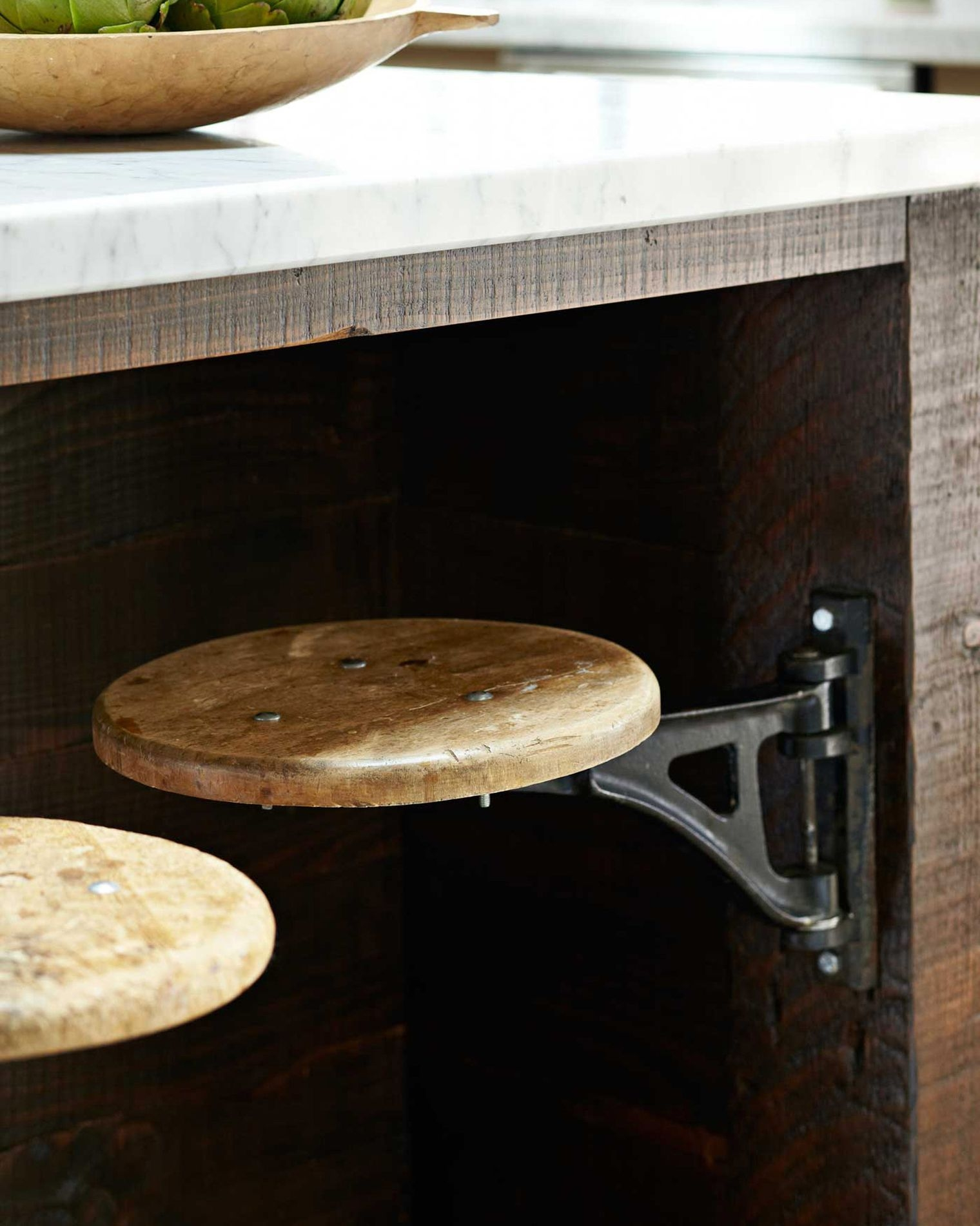 Space saver bar stool foter watchthetrailerfo