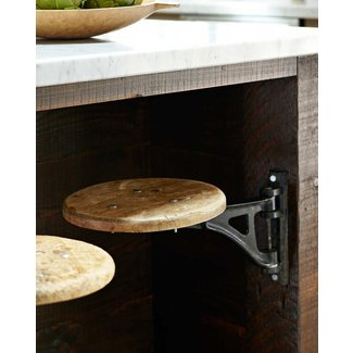 Space Saver Bar Stool Foter