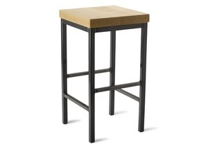 Remarkable Metal Square Bar Stools Ideas On Foter Machost Co Dining Chair Design Ideas Machostcouk