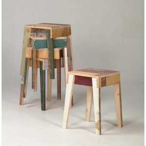 Stacking bar stools 3