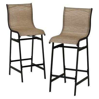 Superieur Target Home Tm Dumont 2 Piece Sling Patio Bar Chair