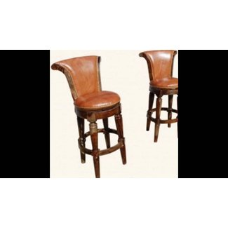 Western Leather Bar Stools Ideas On Foter