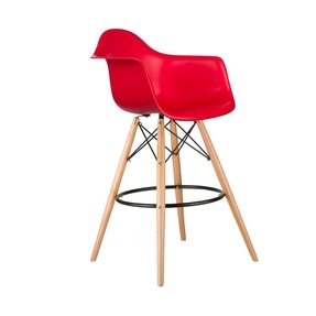 Arm chair bar stool 20