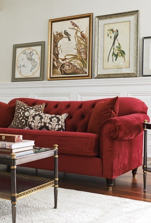 Bombay Living Room Sofa 5