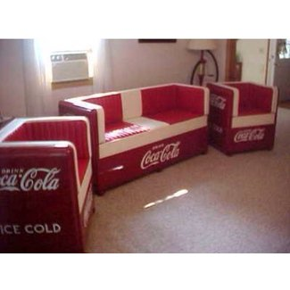 Coca cola furniture 1