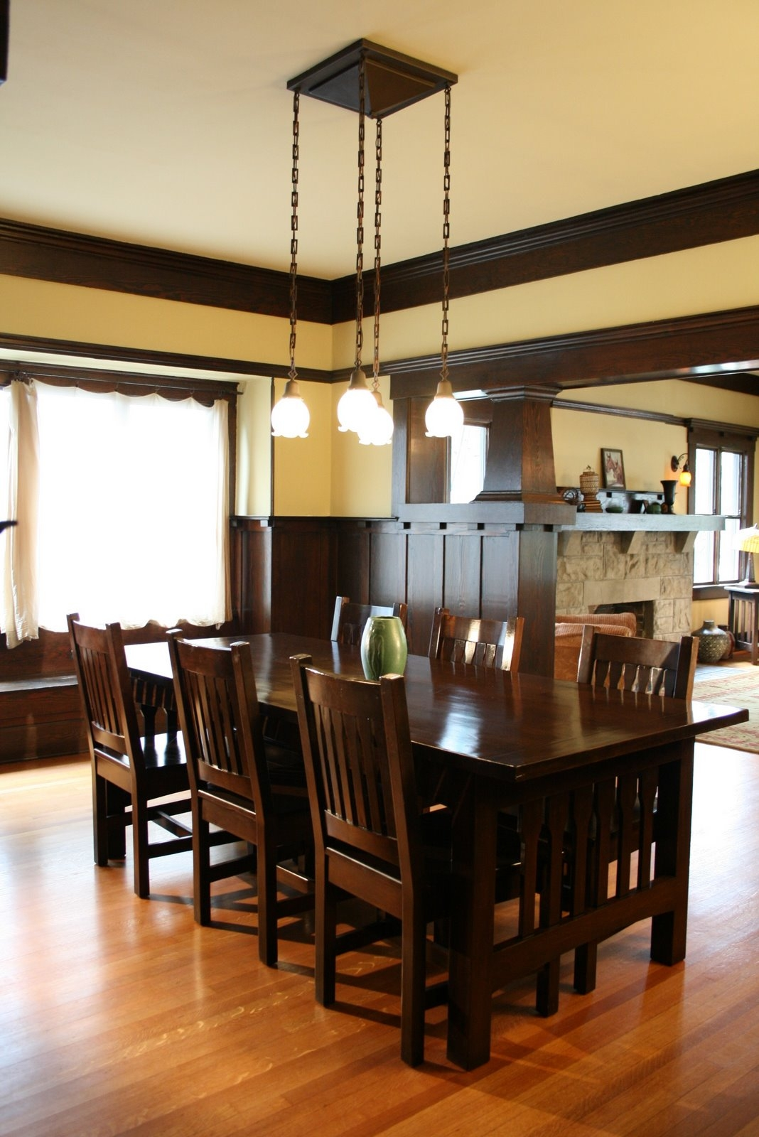 Craftsman Dining Table 19