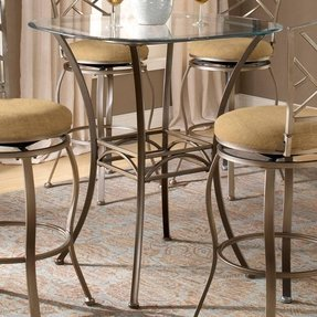 Gl Top Bistro Table Set Ideas On Foter
