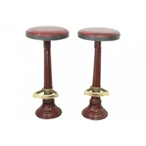 Ice cream bar stools