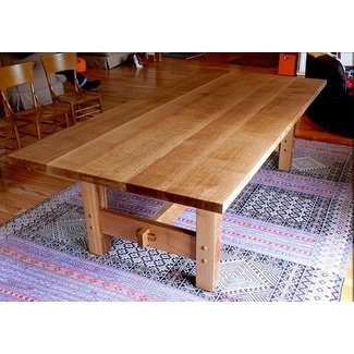 Fine Craftsman Style Dining Table Ideas On Foter Squirreltailoven Fun Painted Chair Ideas Images Squirreltailovenorg