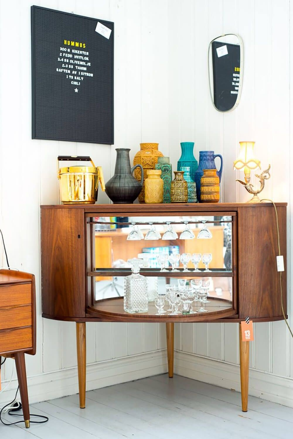 Charmant Modern Liquor Cabinets