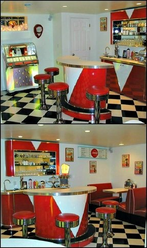 Retro home bars 1