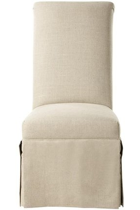 Roll back parsons dining chair 3