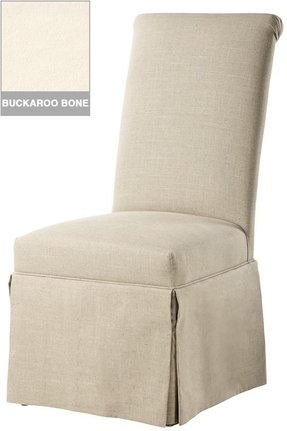 Roll back parsons dining chair 4