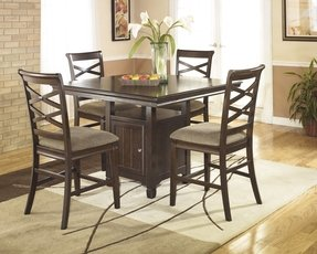 Ashley Counter Height Table Ideas On Foter