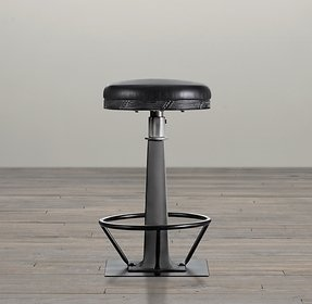 Soda fountain stool 2