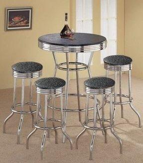 Soda Fountain Style Bar Table Foter