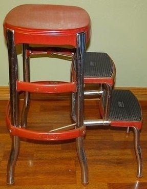 Step Stool High Chair