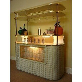 Vintage cocktail bar home drinks cabinet retro 50s 60s 70s