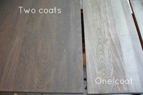 Weathered Oak Wood Furniture