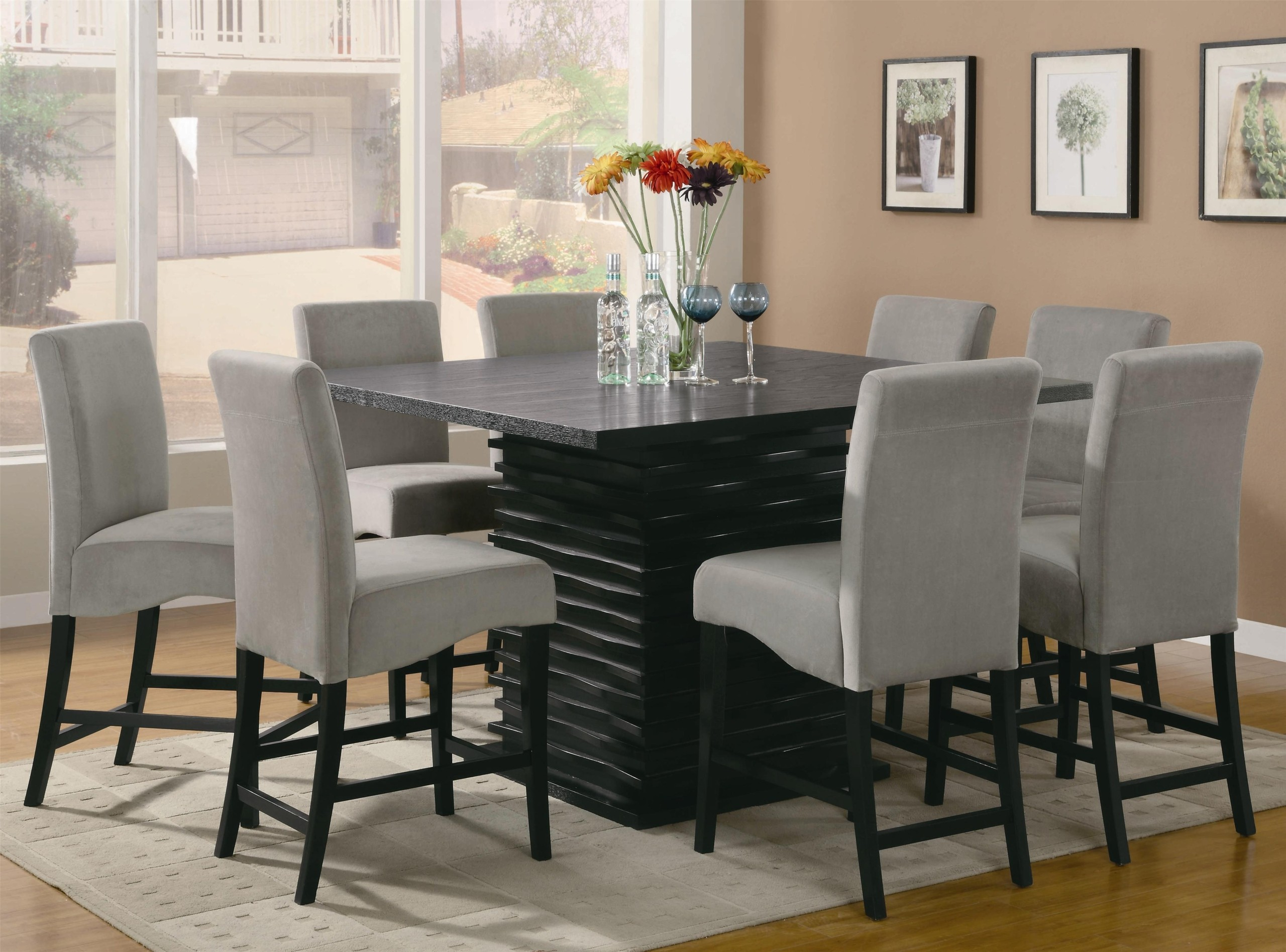 Counter Height Table Sets With Storage Ideas On Foter