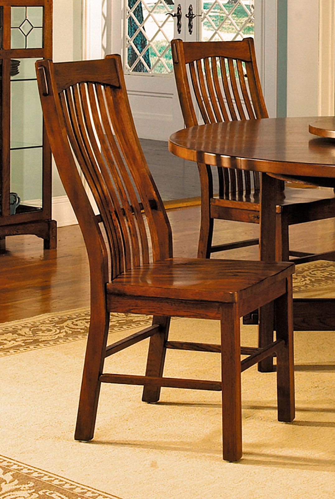 mission oak dining room chair ideas on foter rh foter com