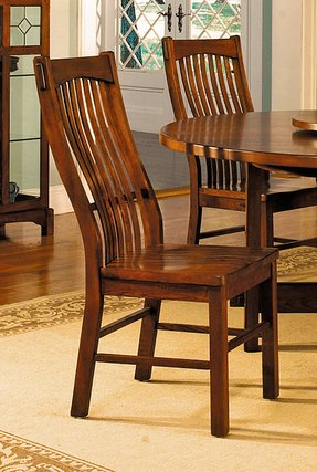 Mission Oak Dining Room Chair Foter