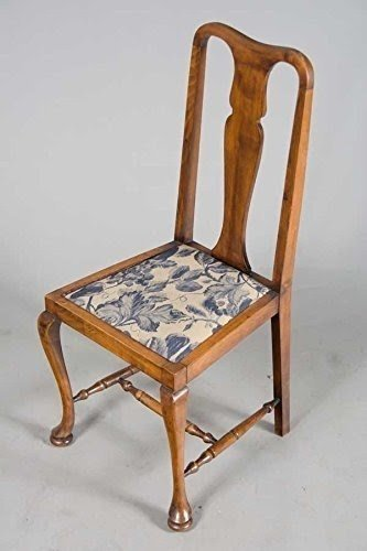 Charmant Antique Queen Anne Dining Chairs