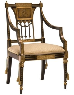 Sheraton Style Arm Chairs Foter